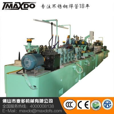 Stainless steel industrial pipe control machine