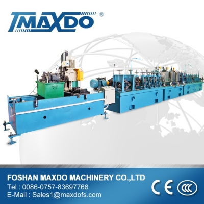 Stainless steel pipe making machine stainless steel pipe welding machine