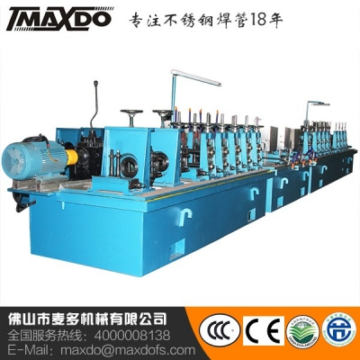 Stainless steel decorative pipe control machine