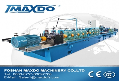 Stainless steel pipe making equipment