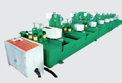 Online bright annealing equipment